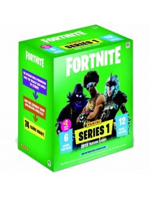 FORTNITE  TRADING CARD 1  FAT PACK - MEGA BOX