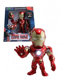MARVEL METALS DIE CAST 15CM  IRON MAN