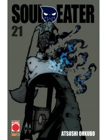 SOUL EATER  21 RISTAMPA