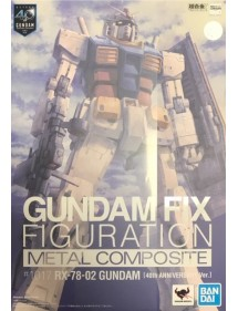 GUNDAM FIX FIGURATION 1017 METAL COMPOSITE RX-78-2
