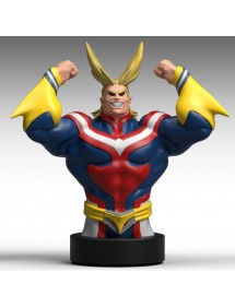 MY HERO ACADEMIA ALL MIGHT BUST BANK 25CM
