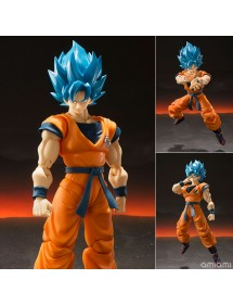 DRAGON BALL S.H.FIGUARTS SUPER SAIYAN GOD SUPER SAIYAN