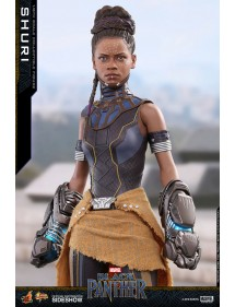 HOT TOYS  BLACK PANTHER - SHURI