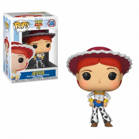 POP MOVIES TOY STORY 4 - JESSIE