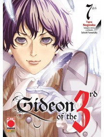 GIDEON OF THE 3rd  7