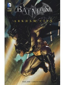BATMA ARKHAM CITY  VOLUME UNICO