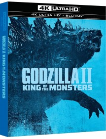 GODZILLA  KING OF MONSTER 4K ULTRA HD