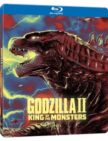GODZILLA  KING OF MONSTER LTD STEELBOOK