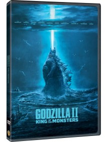 GODZILLA  KING OF MONSTER DVD