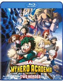 MY HERO ACADEMIA  THE MOVIE TWO HEROES BLU-RAY