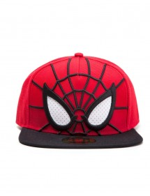 MARVEL  SPIDER-MAN CAPPELLO OCCHI