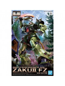 RE/100 GUNDAM REBORN ONE HUNDRED scala 1/100 13 ZAKU II MS6 FZ