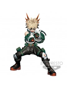 MY HERO ACADEMIA ENTER THE HERO KATSUKI BAKUGOU