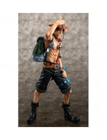 ONE PIECE P.O.P. DELUXE Portrait Of Pirates PORTGAS.D.ACE
