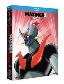 MAZINGA Z BOX 1 BLU-RAY