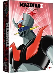 MAZINGA Z BOX 1 DVD