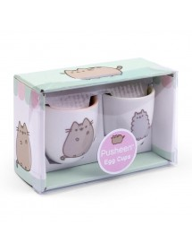 PUSHEEN THE CAT EGG CUP PUSHEEN & STORMY
