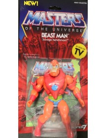 MASTERS OF THE UNIVERSE BEAST MAN