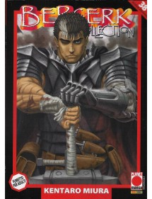 BERSERK COLLECTION SERIE NERA 38 RISTAMPA