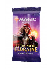 MAGIC IL TRONO DI ELDRAINE BUSTA DA 15 CARTE