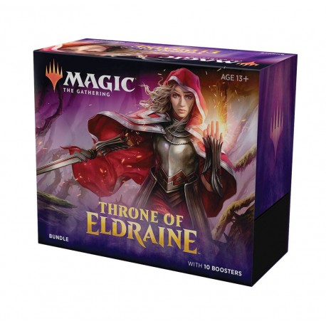 MAGIC IL TRONO DI ELDRAINE THRONE OF ELDRAINE BUNDLE - english version