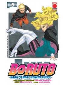 BORUTO - NARUTO NEXT GENERATIONS 8