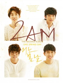 K-POP CD 2Am - One Spring Day