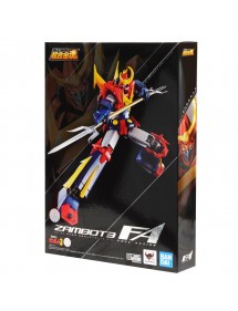 SOUL OF CHOGOKIN GX-84 FULL ACTION ZAMBOT 3