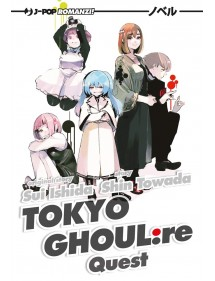 TOKYO GHOUL RE 1 QUEST