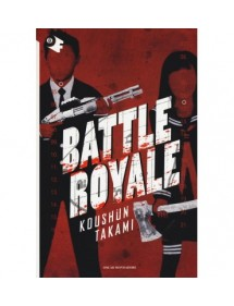 BATTLE ROYALE  libro