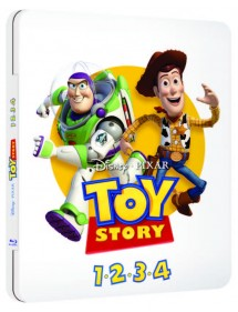 TOY STORY COLLEZIONE 1 - 2 - 3 - 4