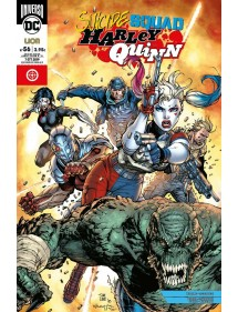 SUICIDE SQUAD/HARLEY QUINN 78/56