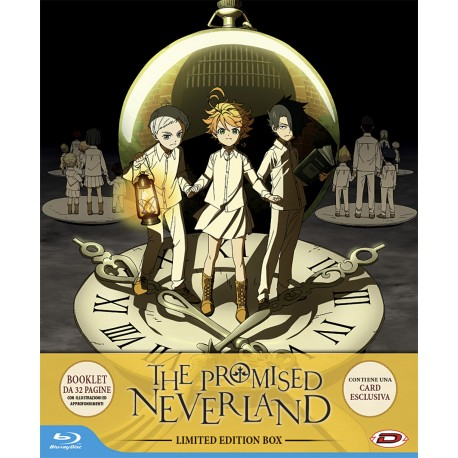 PROMISED NEVERLAND (THE) LIMITED EDITION BOX BLU-RAY