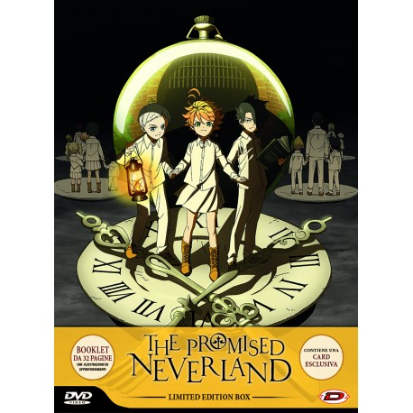 PROMISED NEVERLAND (THE) LIMITED EDITION BOX DVD