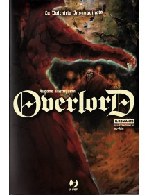 OVERLORD LIGHT NOVEL 3 LA VALCHIRIA INSANGUINATA