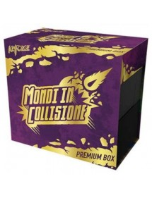 KEYFORGE MONDI IN COLLISIONE PREMIUM BOX