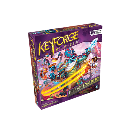 KEYFORGE MONDI IN COLLISIONE STARTER SET