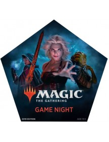 MAGIC THE GATHERING GAME NIGHT