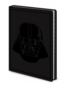 TAZZA STAR WARS NOTEBOOK A6 DARTH VADER