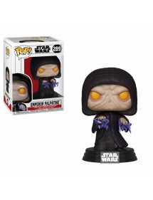 POP STAR WARS 289 EMPEROR PALPATINE