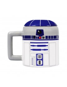 STAR WARS TAZZA R2-D2 SHAPED MUG