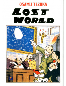 LOST WORLD VOLUME UNICO VARIANT