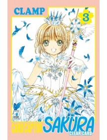 CARD CAPTOR SAKURA CLEAR CARD 3