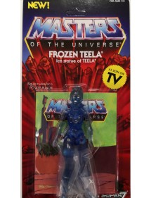 MASTERS OF THE UNIVERSE FROZEN TEELA