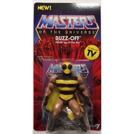 MASTERS OF THE UNIVERSE BUZZ-OFF