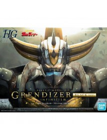 HG PLASTIC MODEL KIT GRENDIZER INFINITISM BLACKVER.