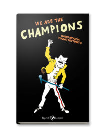 WE ARE THE CHAMPIONS  VOLUME UNICO