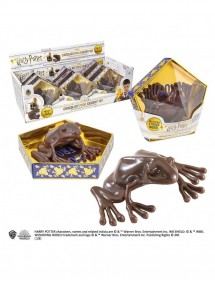 HARRY POTTER CHOCOLATE FROG SQUISHY TOY (TOY FROG, DO NOT EAT!)