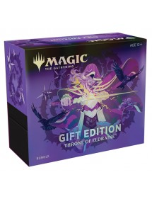 MAGIC IL TRONO DI ELDRAINE BUNDLE GIFT EDITION