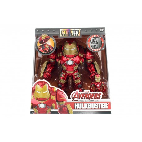 MARVEL METALFIGS 10CM AVENGERS AGE OF ULTRON - HULKBUSTER & IRON-MAN